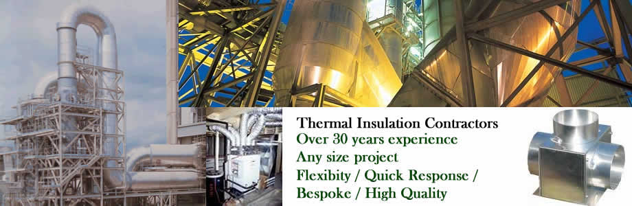 industrial insulation services